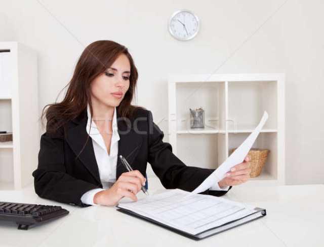 Вакансия: Помощник по обработке документов на 3-4