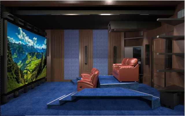 Предложение: Домашний кинотеатр по Иммерсивной технол