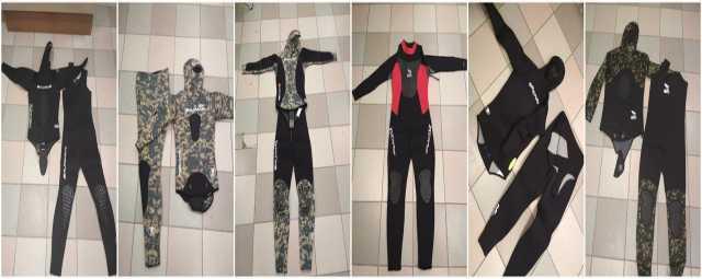 Продам новые гидрокостюмы