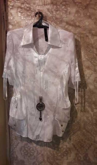 Продам Белая блузка