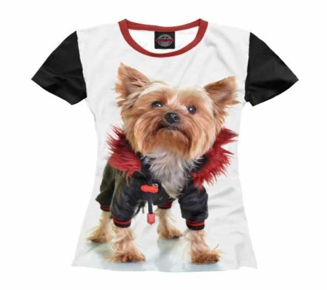 Продам: Женские футболки Собаки 40-58р