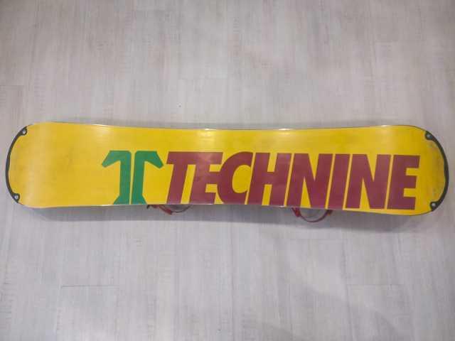 Продам Сноуборд Technine 150см с креплениями