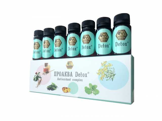 Продам: ПроАква Detox Antioxidant complex
