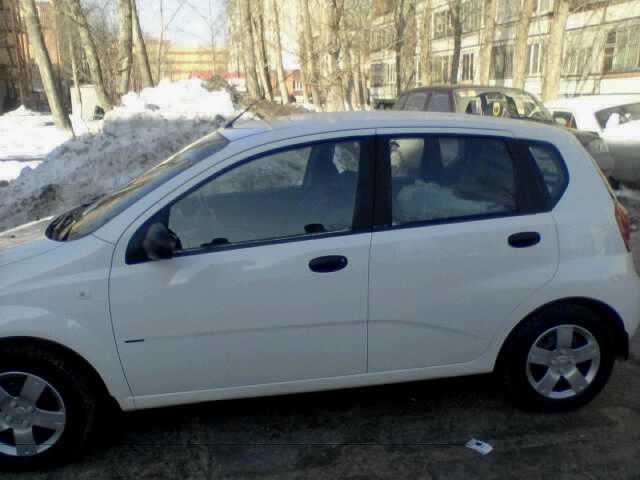 Продам Chevrolet Aveo, 2007