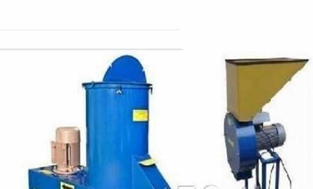 Продам Комбикормовый мини-цех до 370 кг/ч