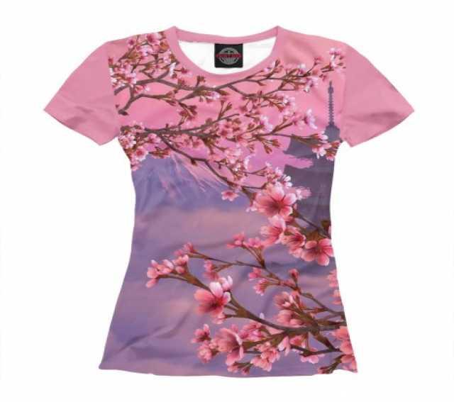 Продам: Женские футболки Пейзаж 40-58р