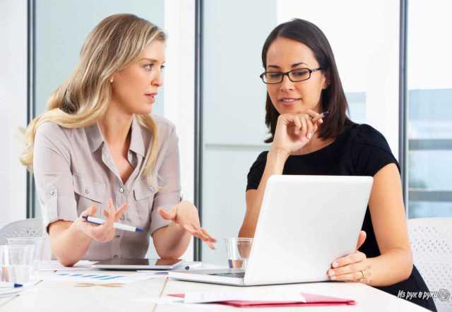 Вакансия: Сотрудник по работе с клиентами