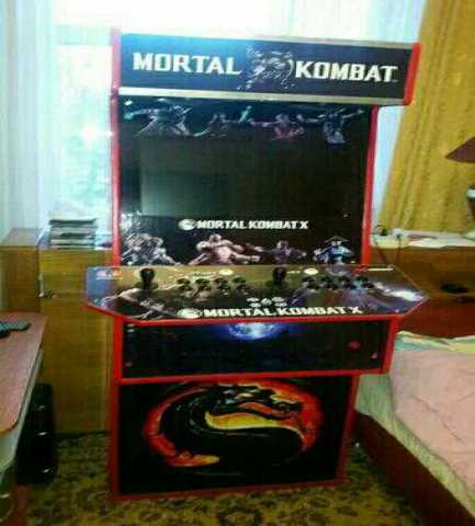 Продам: Аркадный автомат Mortal Kombat