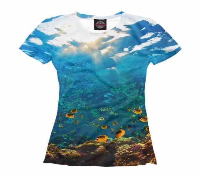 Продам: Женские футболки Море 40-58р