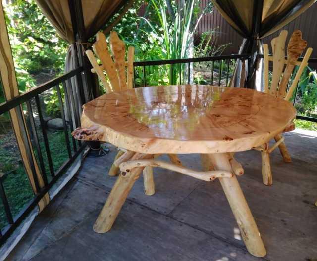 Продам: Садовая мебель из капа