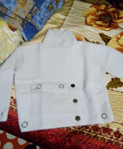 Продам Куртка- полушубок
