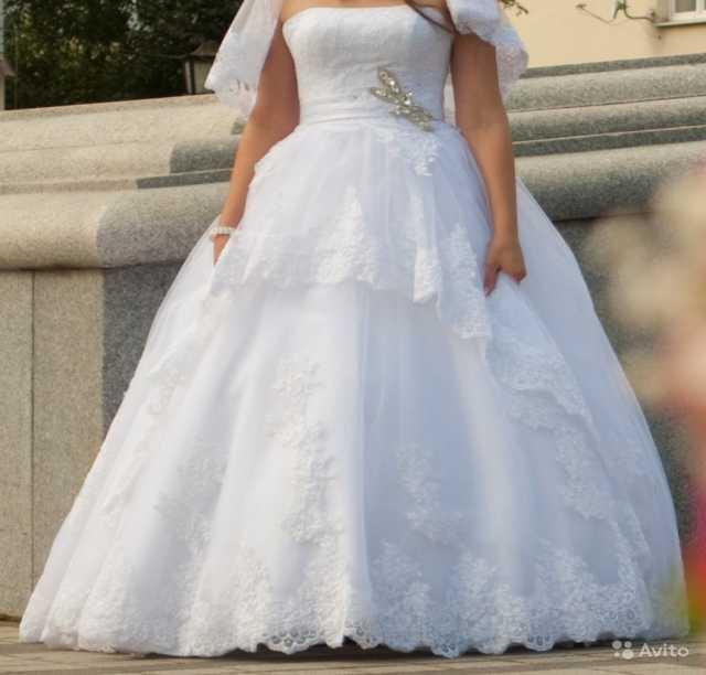 be80733150b0c3c Свадебные и вечерние платья в Шуе: купить б/у и новые — объявления ...
