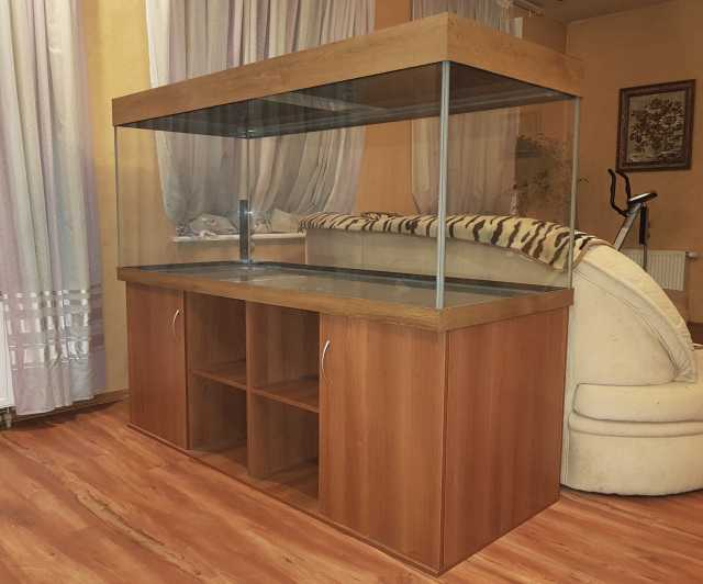 Продам Новый аквариум 1000 л с оборудованием