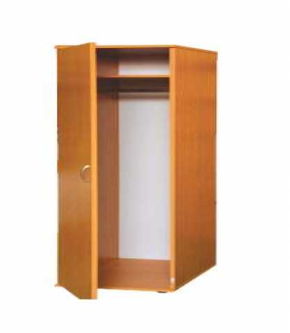 Продам: Одностворчатые шкафы с полками