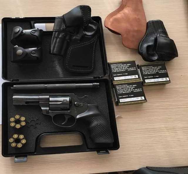 Продам револьвер Гроза Р-03 С
