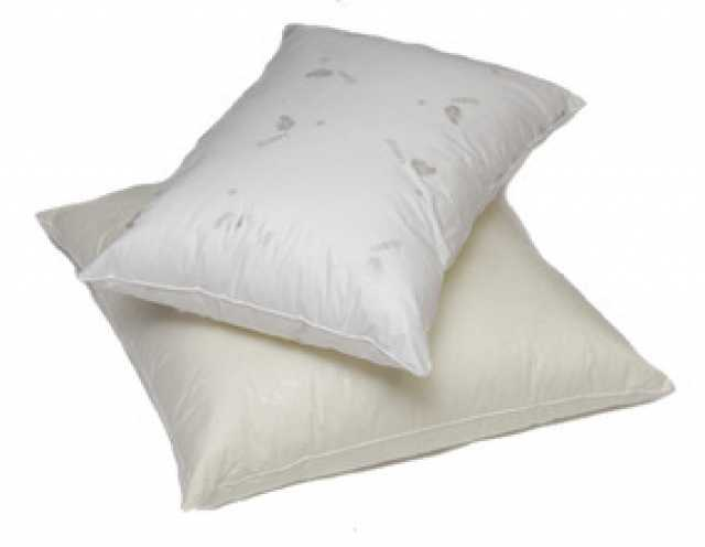 Продам: Подушка холлофайбер, подушка пухперо