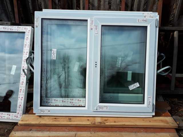 Продам: окна ПВХ