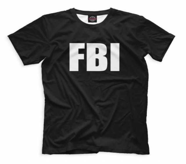 Продам Мужские футболки FBI 44-60р