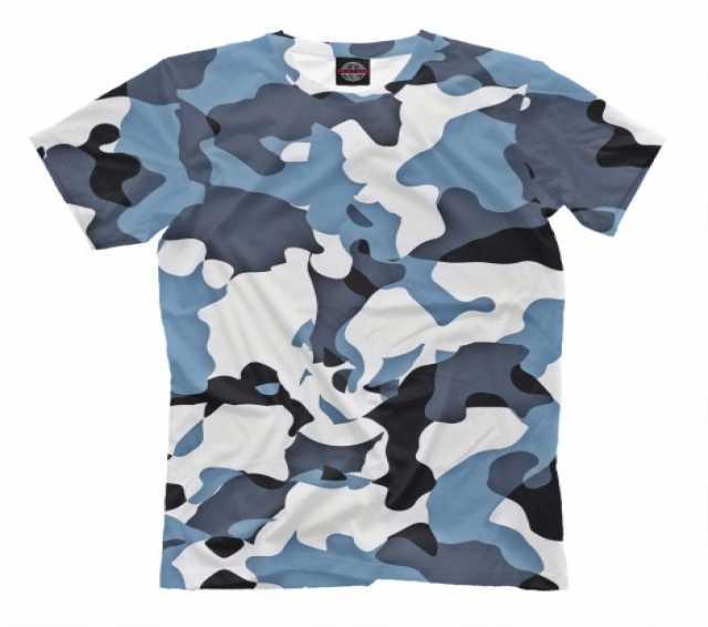 Продам Мужские футболки Камуфляж 44-60р