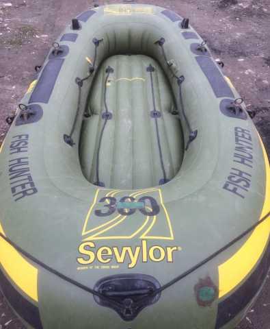 Продам: надувную лодку