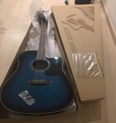 Продам электроакустическая гитара