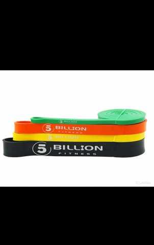Продам Резиновые петли(5 billion Fitness)