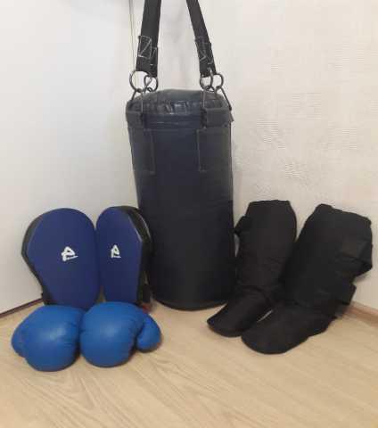 Продам Боксерский мешок 20 кг + ПОДАРОК (перчат