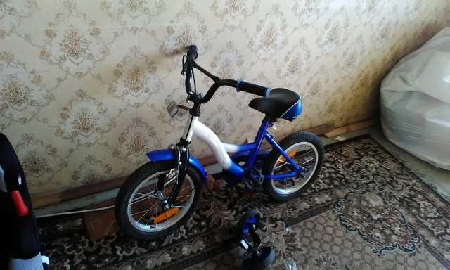 Продам велосипедTORNADO 12 ,ДЛЯ ДЕТЕЙ 3-4 ЛЕТ,Х