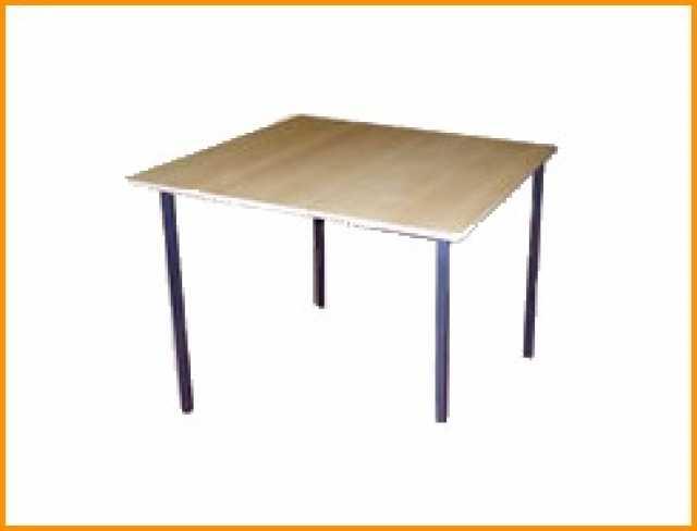 Продам Столы на металлокаркасе в столовые