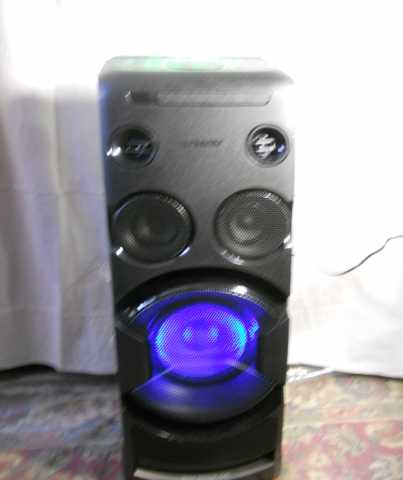Продам Музыкальная система Midi Sony MHC-V44D