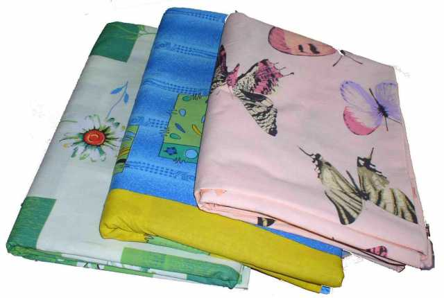 Продам: Эконом комплекты белья, пуховые подушки