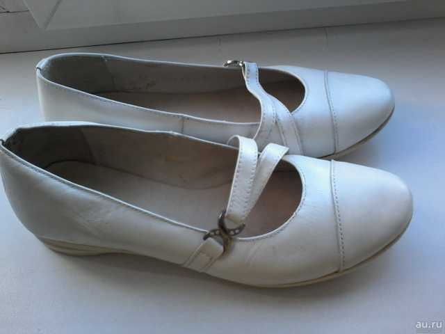 Продам: Туфли женские Юничел (нат. кожа) р.36