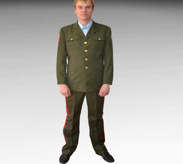 Продам Кадетский костюм парадный Общевойсковой