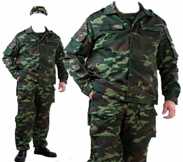 Предложение: Камуфляжная форма одежда мужская