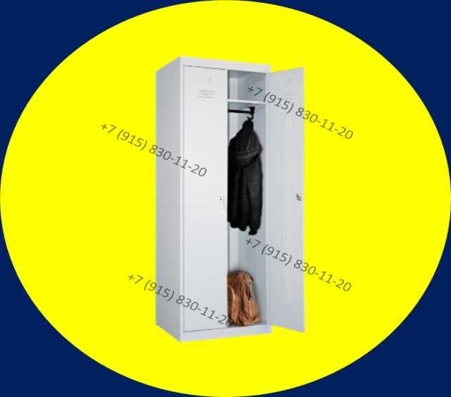Продам: Шкафы металлические для одежды в Иваново