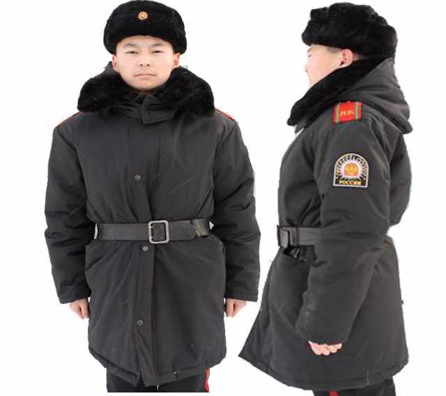 Предложение: Зимняя одежда для кадетов