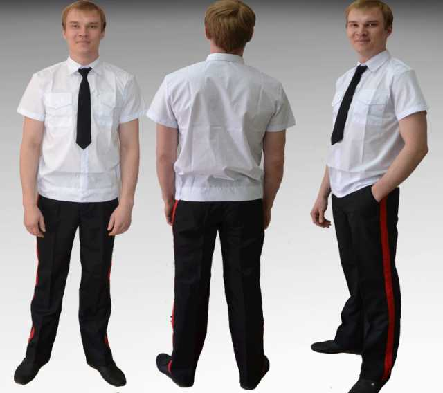 Предложение: Рубашка для кадетов