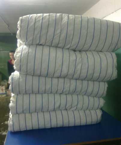 Продам: Матрасы ватные, Бязевое постельное белье