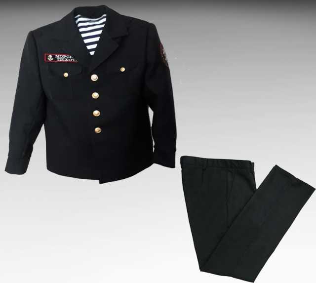 Продам: Костюм парадный кадетский Морской Пехоты