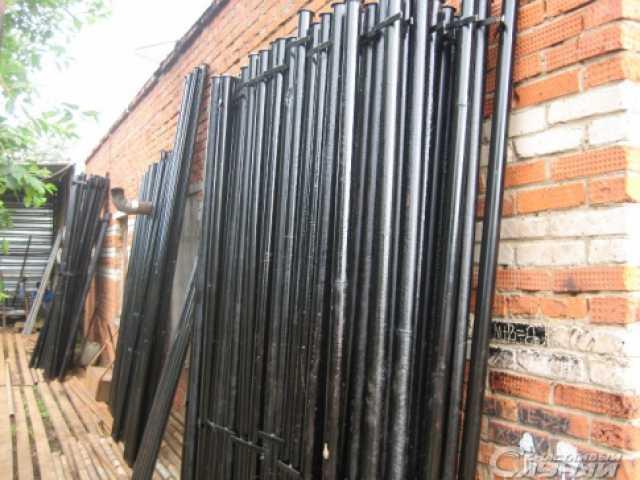 Продам Прочные металлические столбы