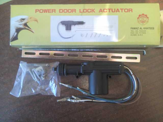 Продам Электропривод замка дверей