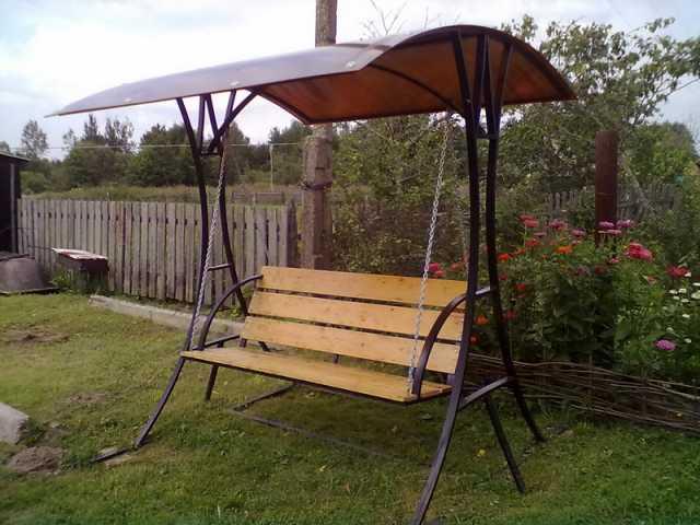 Продам Уютные садовые качели