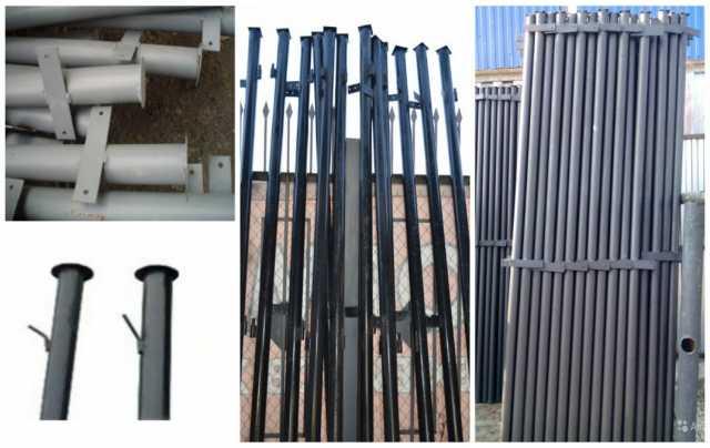 Продам Продаются металлические столбы