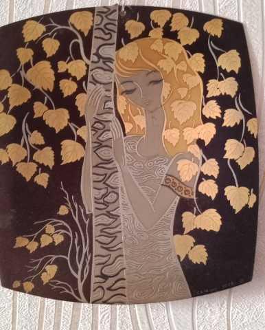 Продам: Златоустовская гравюра