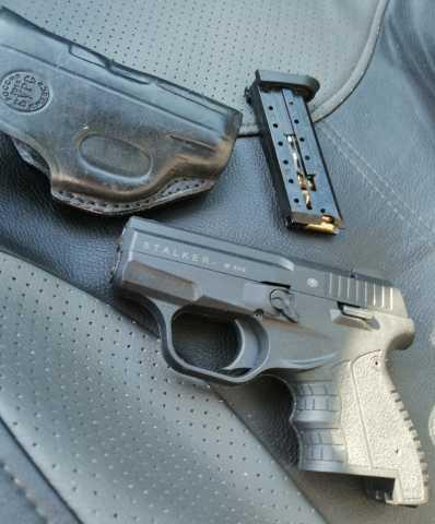 Продам Стартовый пистолет Stalker m906
