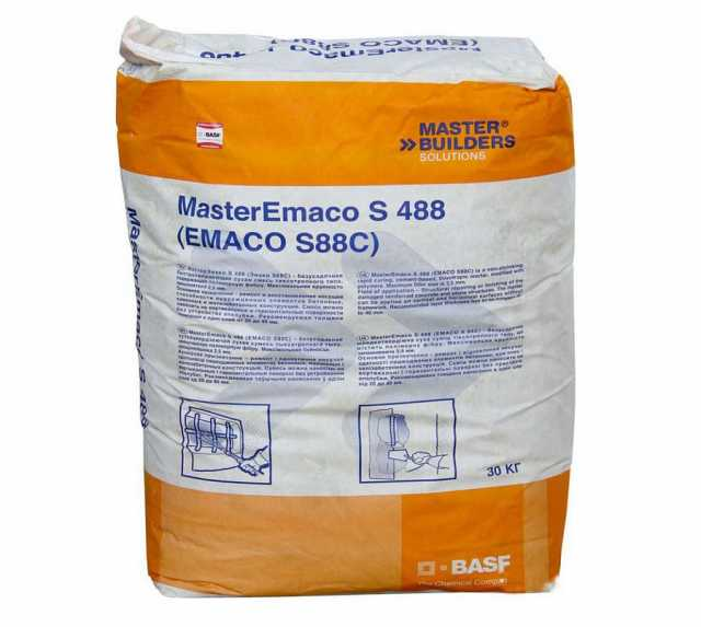 Продам Master Emaco S 488 PG (EMACO S88)