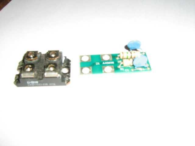 Продам модуль быстрых диодов на 120 Ампер