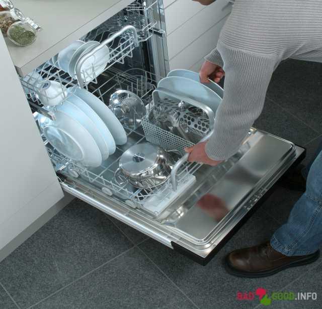 Предложение: ремонт и установка посудомоечных машин