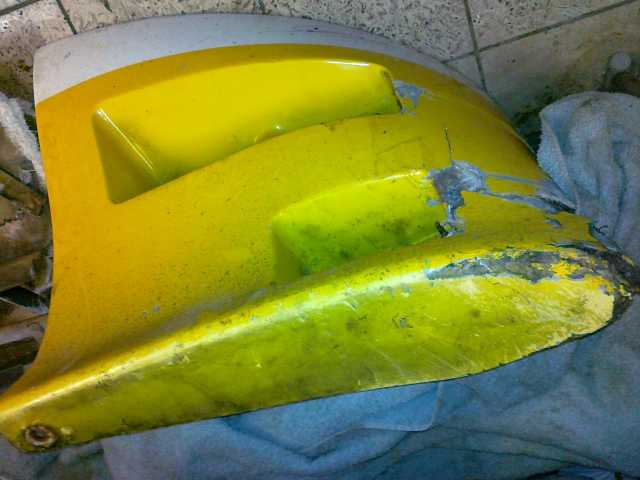 Предложение: Кузовной ремонт, ремонт бамперов