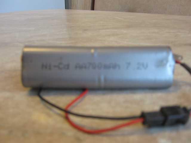 Продам Аккумулятор Ni-Cd AA700mAh 7.2V